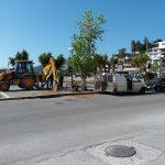 Προσωρινή διακοπή υδροδότησης στο κέντρο της Χαλκίδας, λόγω βλάβης σε κεντρικό αγωγό